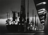 untitled (from jeddah port series) by reem al faisal