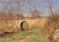 le pont by theodore lespinasse