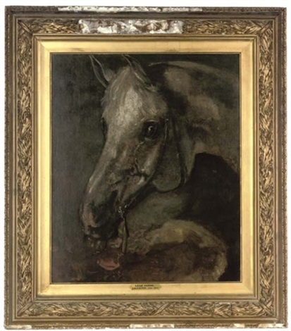 an arab horse by benjamin robert haydon