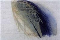 deep swimmer / blue by robert stackhouse