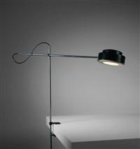 adjustable desk lamp, model no. 589 by gino sarfatti