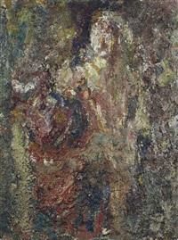 grande figure by eugène leroy