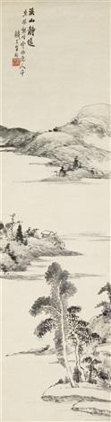 river and mountain by xiao junxian