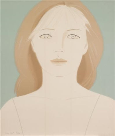 anastasia by alex katz
