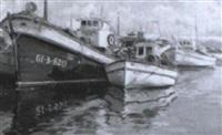puerto de valencia by ricardo cejudo nogales