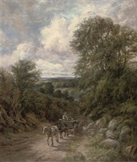among the surrey hills by warwick g. reynolds