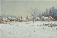 neige d'arrangement by fernand (just) quignon