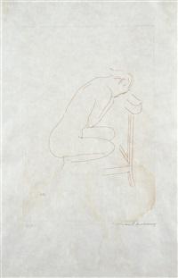 la mariée mise à nu by marcel duchamp
