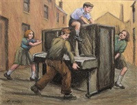 piano movers by james mcdonald