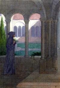 the abbot ernestus by sydney harold meteyard