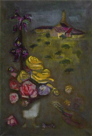 envoi de fleurs by suzanne tourte