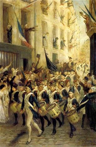 le bataillon des gravilliers pour la frontière by henri charles e dujardin beaumetz