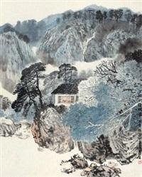 诗魂图 by xu yisheng
