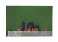 procession by julio larraz