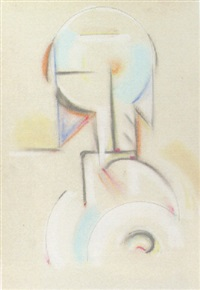 abstraction by morton livingston schamberg