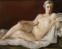 l'odalisque by georges hanna sabbagh
