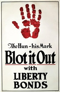 the hun blot it out? by j. allen st. john