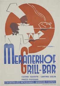 meranerhof grill-bar by franz lenhart