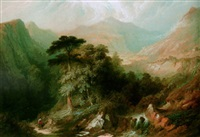 the vale of the conway by samuel lines