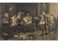 royalist misdemeanours by george ogilvy reid