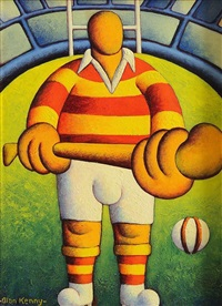 make my day (the hurler) by alan kenny