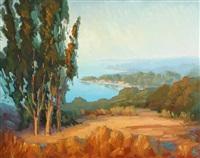 montecito coastal scene by joseph aaron