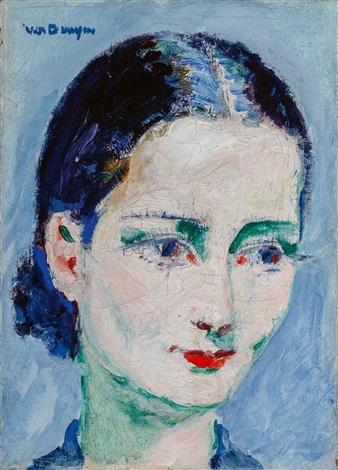 Marjorie By Kees Van Dongen On Artnet