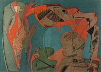 композиция из серии «метафизика формы» by mihail chemiakin