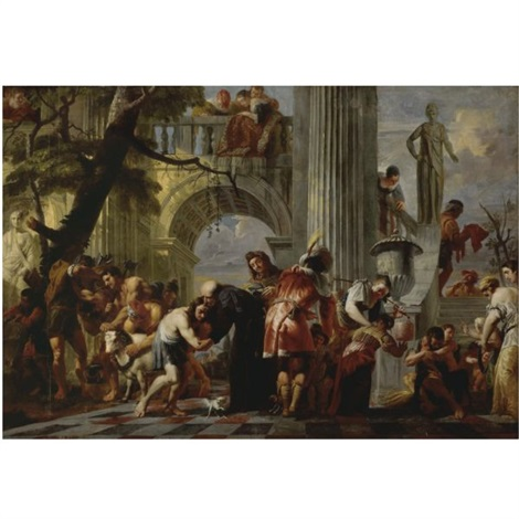 the return of the prodigal son by erasmus quellinus the younger