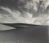 dunes, oceano by brett weston