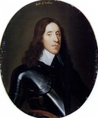portrait of william 3rd earl of lothian, wearing a suit of armour by david scougall
