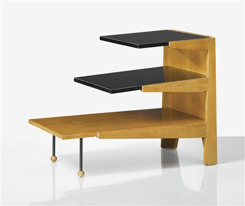 Three Tier Side Table By Greta Magnusson Grossman