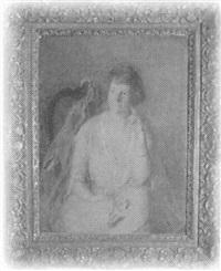 mrs. simon horstick by susan hannah macdowell eakins