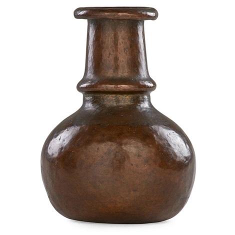 Hammered Vase By L Jg Stickley On Artnet