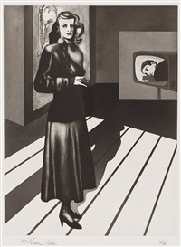 patricia knight iii by richard hamilton