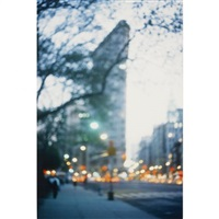 flatiron building nyc by david armstrong