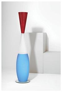 grande vaso a tre colori by andrea anastasio