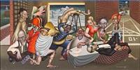 all through the night by leonard everett fisher