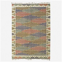 blå heden flatweave carpet by marta maas-fjetterstrom