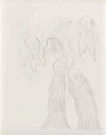 two men four demon by yun fei ji
