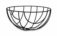 thin black lines (3800mm bowl) by nendo