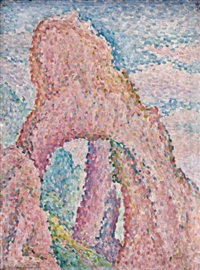 l'arco natural à capri by antoine de (comte) la rochefoucauld