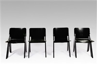4 sedie peota by gigi sabadin