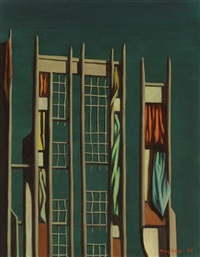no wind, no birds by kay sage