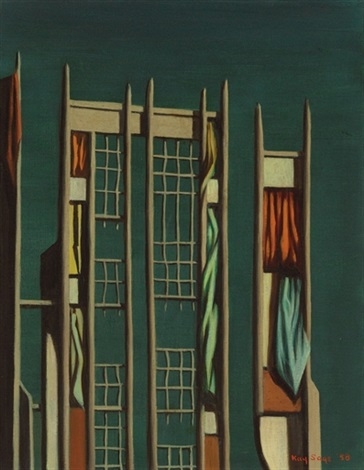 no wind no birds by kay sage