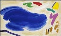 dance around blue by paul fournier