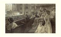 le gala italien de l'opéra. la vestale de spontini, representé à paris par la troupe de la scala de milan by josé simont