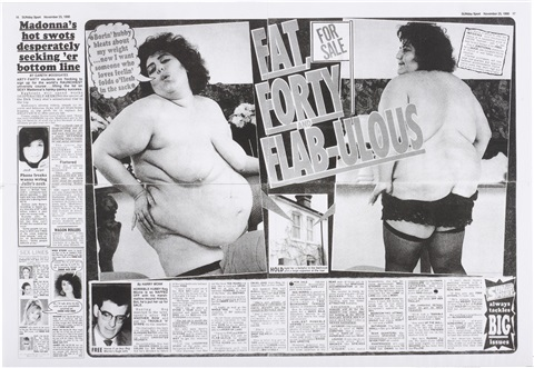 fat forty and fabulous by sarah lucas