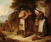 the carriers cart by alexander leggatt