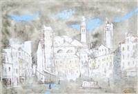venezia, campo santa margherita by giorgio valenzin